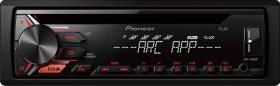 Rcar DEH1900UB - RADIO CD 1-DIN CON BLUTOOTH USB ENTRADA AUX Y COMPATIBLE