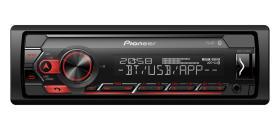 Rcar MVHS320BT - PIONEER UNIDAD CENTRAL MP3-WMA-WAV-USB-AUX