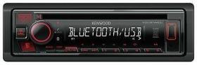 Rcar KDCBT440U - KENWOOD RECEPTOR USB/CD *** MODELO 2019 ***